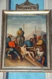 Achille L. metà sec. XIX, Gesù Cristo inchiodato alla croce