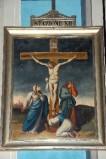 Achille L. metà sec. XIX, Gesù Cristo morto in croce