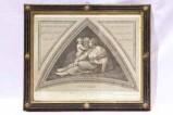 Da Buonarroti M. - Savorelli P. seconda metà sec. XVIII, Ezechia