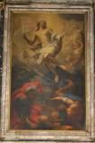 Ambito romano sec. XVIII, Dipinto con la Resurrezione di Gesù Cristo
