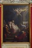 Ambito ravennate sec. XIX, Cornice di dipinto San Pier Crisologo