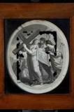 Agricola L. - Petrini G. sec. XVIII, Gesù Cristo asciugato dalla Veronica