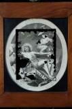 Agricola L. - Perini G. sec. XVIII, Gesù Cristo inchiodato alla croce