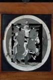 Agricola L. - Perini G. sec. XVIII, Gesù Cristo morto in croce