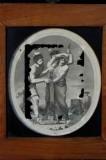 Agricola L. - Perini G. sec. XVIII, Gesù Cristo spogliato e abbeverato di fiele