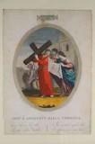 Agricola L. - Bellavitis G. sec. XIX, Via crucis Gesù asciugato dalla Veronica
