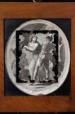 Agricola L. - Petrini G. sec. XVIII, Gesù Cristo caricato della croce