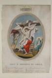 Agricola L. - Gabrieli A. sec. XIX, Via crucis con Gesù deposto dalla croce
