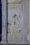 Agostino di Duccio (1454-1457), Bassorilievo con influssi della Luna
