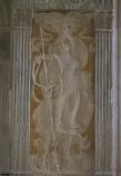 Agostino di Duccio (1454-1457), Bassorilievo con pianeta Mercurio