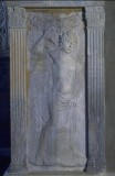 Agostino di Duccio (1454-1457), Bassorilievo con segno dell'Acquario