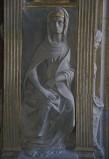 Agostino di Duccio (1454-1457), Sibilla Cimmeria (?)