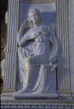 Bottega di Agostino di Duccio (1454-1457), Sibilla Samia (?)