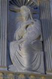 Agostino di Duccio (1454-1457), Sibilla Persica