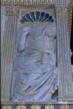 Agostino di Duccio (1454-1457), Profeta Isaia