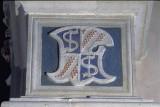 Agostino di Duccio (1454-1457), Scudo inquartato 2/2