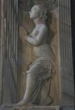 Agostino di Duccio (1454-1455), Altorilievo Speranza