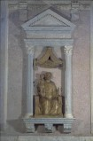 Agostino di Duccio (1455-1457), Ancona timpanata