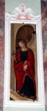 Maestranze toscane sec. XVIII, Cornice in stucco di Santa Maria Maddalena