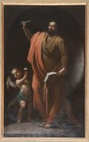 Bott. italiana fine sec. XVI-inizio sec. XVII, Sant'Andrea apostolo