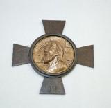 Ambito italiano sec. XX, Croce stazionale con Volto Santo 4/14