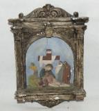 Ambito italiano sec. XX, Via Crucis di Gesù deposto dalla croce