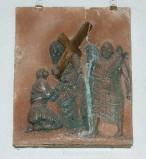 Ambito toscano sec. XX, Via Crucis di Gesù asciugato dalla Veronica