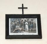 Ambito francese sec. XX, Stampa di Gesù condannato a morte