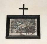 Ambito francese sec. XX, Stampa di Gesù deposto nel sepolcro