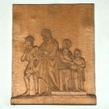 Belluomini A. sec. XX, Scultura di Gesù condannato a morte