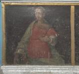 Ambito toscano sec. XVII, Dipinto di Santa Caterina d'Alessandria