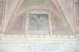 Ambito toscano sec. XIX, Dipinto murale con finestra 1/3