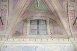Ambito toscano sec. XIX, Dipinto murale con finestra 2/3