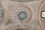 Ambito toscano sec. XIX, Dipinto murale con Colomba dello Spirito Santo