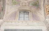 Ambito toscano sec. XIX, Dipinto murale con finestra 3/3