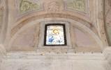 Ambito toscano sec. XIX, Dipinto murale con mostra di finestra 3/3