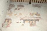 Ambito toscano sec. XIII, Dipinto murale della Pentecoste