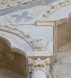 Agnelli G. sec. XIV, Scultura con protome umana 4/32