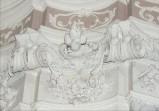 Ambito toscano sec. XVIII, Capitello con festoni e frutta 12/24