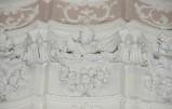 Ambito toscano sec. XVIII, Capitello con festoni e frutta 16/24