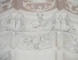 Ambito toscano sec. XVIII, Capitello con festoni e frutta 19/24
