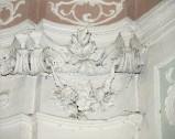 Ambito toscano sec. XVIII, Capitello con festoni e frutta 21/24