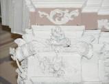 Ambito toscano sec. XVIII, Capitello con festoni e frutta 5/24