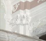 Ambito toscano sec. XVIII, Capitello con festoni e frutta 6/24