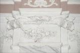 Ambito toscano sec. XVIII, Capitello con festoni e frutta 7/24