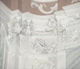 Ambito toscano sec. XVIII, Capitello con festoni e frutta 9/24