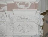 Ambito toscano sec. XVIII, Capitello con festoni e frutta 10/24