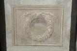 Ademollo L. sec. XIX, Dipinto murale con ghirlanda 1/2