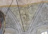 Ademollo L. sec. XIX, Dipinto murale con angelo alato 4/4