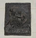 Ambito toscano (1969), Rilievo di Gesù deposto nel sepolcro